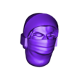 hmarine_head.stl Download free STL file prototype guard 28mm • 3D printable template, BREXIT