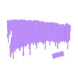 logo_zombies.stl Télécharger fichier STL gratuit Logo Zombies 2D • Modèle pour impression 3D, 3dlito
