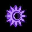 pignon conique 2.stl Télécharger fichier STL gratuit KINETIC 2 • Plan pour imprimante 3D, NOP21