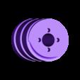 arbre 2 - 12  - A V - bis.stl Télécharger fichier STL gratuit KINETIC 2 • Plan pour imprimante 3D, NOP21