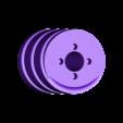 arbre 2 - 12  - A V.stl Télécharger fichier STL gratuit KINETIC 2 • Plan pour imprimante 3D, NOP21