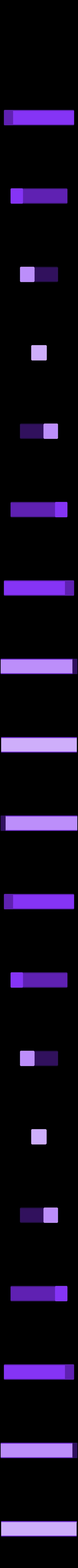 Barre_Pleine.stl Download free STL file Mini Puzzle Puzzle • 3D printer model, Bdz37