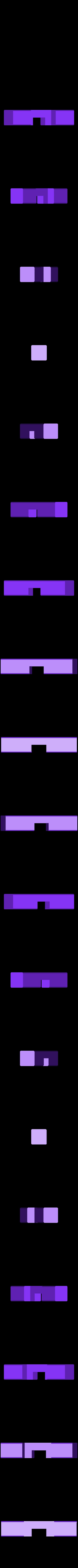 A.stl Download free STL file Mini Puzzle Puzzle • 3D printer model, Bdz37