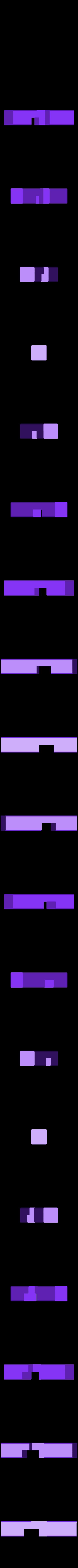 I.stl Download free STL file Mini Puzzle Puzzle • 3D printer model, Bdz37