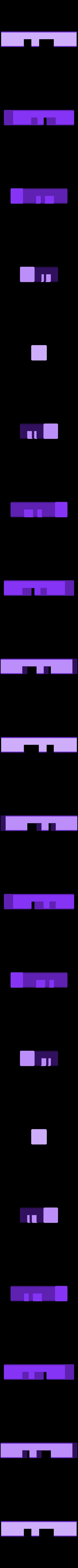 E.stl Download free STL file Mini Puzzle Puzzle • 3D printer model, Bdz37