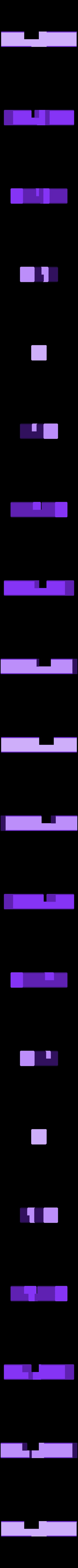 J.stl Download free STL file Mini Puzzle Puzzle • 3D printer model, Bdz37