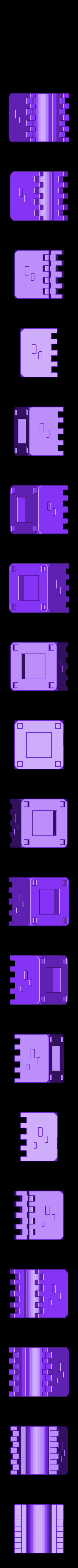 MarbleRunBlocks-CastleStraight.stl Download STL file Marble Run Blocks - Medieval Castle pack • 3D printable template, Wabby