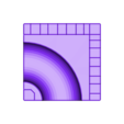 MarbleRunBlocks-CastleCorner.stl Download STL file Marble Run Blocks - Medieval Castle pack • 3D printable template, Wabby
