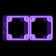 MarbleRunBlocks-CastleSupportDouble.stl Download STL file Marble Run Blocks - Medieval Castle pack • 3D printable template, Wabby