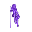 Nier_no_cuffs.stl Download free STL file Nier Automata • 3D printable object, MadcapMiniatures