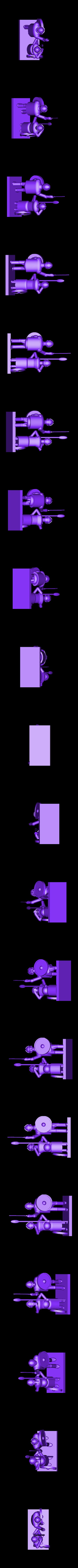 fyrd4_1.stl Télécharger fichier STL gratuit Le Doughty Saxon Fyrd • Modèle à imprimer en 3D, Earsling