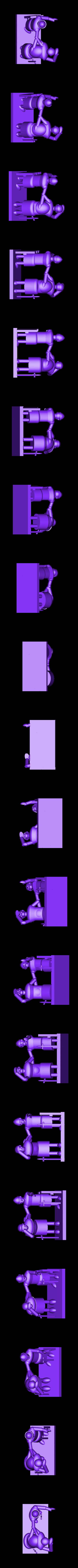 fyrd3_1.stl Télécharger fichier STL gratuit Le Doughty Saxon Fyrd • Modèle à imprimer en 3D, Earsling
