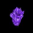 mayan_god.stl Download free STL file Mayan jaguar god • Template to 3D print, durge990