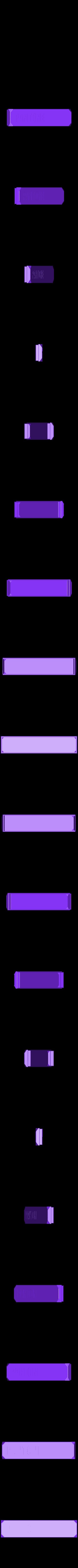 PANTONE BOX-LID.stl Télécharger fichier STL gratuit PANTONE BOX • Objet imprimable en 3D, Ovocom