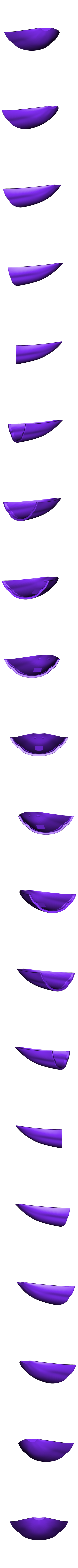 apron_bottom.stl Download free STL file Alice • 3D printable object, reddadsteve