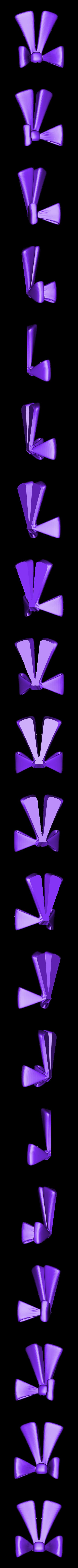 apron_bow.stl Download free STL file Alice • 3D printable object, reddadsteve