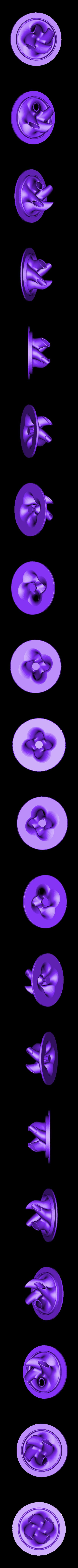 fruit_fly_trap_7_twist.STL Télécharger fichier STL gratuit Piège à mouches des fruits 7 • Design à imprimer en 3D, Fayeya