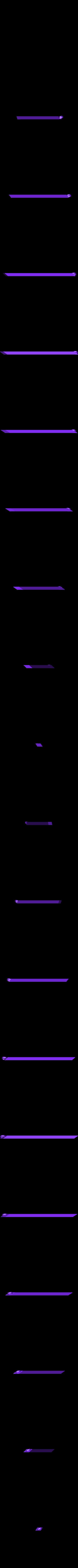 chandelier_slice.STL Télécharger fichier STL gratuit lustre • Objet à imprimer en 3D, Fayeya