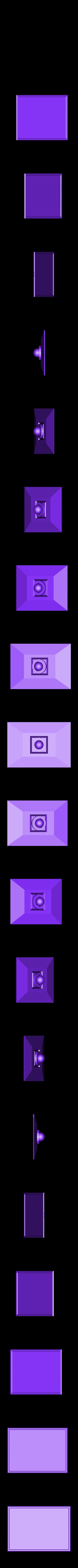 bigscreen.STL Télécharger fichier STL gratuit les images de l'écran déroulant (écran vert) • Objet pour imprimante 3D, Fayeya
