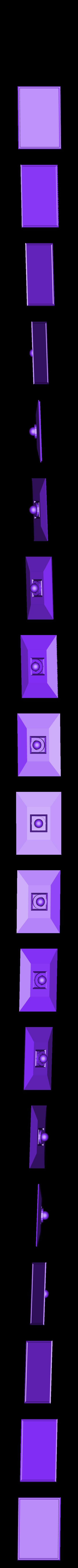 smallscreen.STL Télécharger fichier STL gratuit les images de l'écran déroulant (écran vert) • Objet pour imprimante 3D, Fayeya
