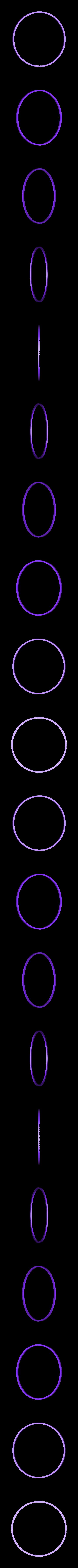 Ring1.stl Télécharger fichier STL gratuit Support mural pour casque d'écoute • Objet pour imprimante 3D, Witorgor