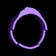 frame_fixed.stl Télécharger fichier STL gratuit Support mural pour casque d'écoute • Objet pour imprimante 3D, Witorgor