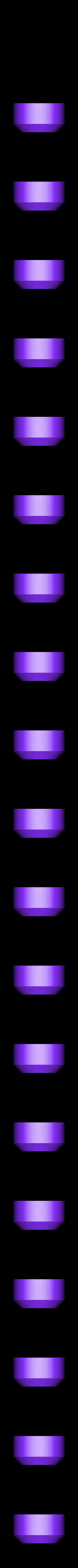 Ukulele_fretboard_dot.stl Télécharger fichier STL gratuit Ukulélé imprimé 3d personnalisé • Modèle pour impression 3D, Witorgor