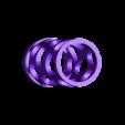 Voronoi_Lampshade.stl Download free STL file Voronoi Cylinder Lamp • 3D printing template, Witorgor