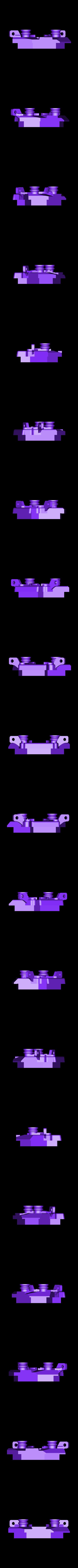 spu34servomountmotor.stl Download STL file 34' Ford Pickup Hot Rod • 3D printing object, macone1