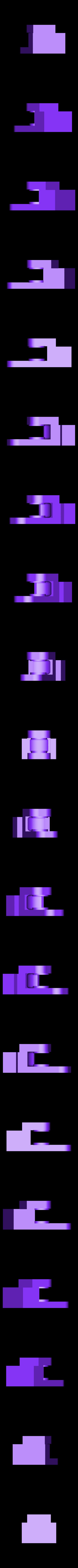 Part Studio 1 - Part 1.stl Télécharger fichier STL gratuit Capteur de faux-rond du filament (roulement à billes) • Design pour impression 3D, KrisCubed