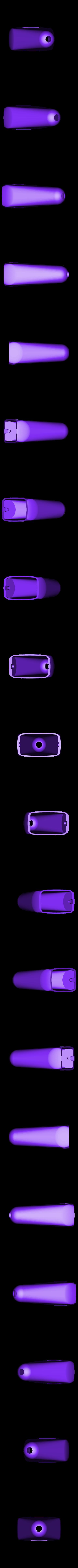 CaseV2_Vigorun_Y3-body.stl Download free STL file Customizable Case for Bluetooth Earbuds V2 • Design to 3D print, dede67