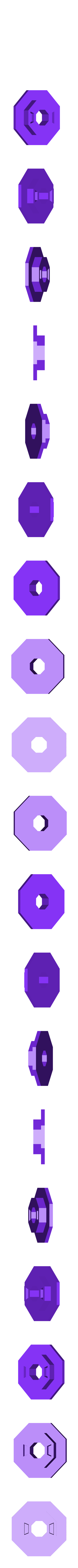 spool_b.stl Télécharger fichier STL gratuit Lecteur d'imprimantes 3D Low Poly 3D • Objet pour impression 3D, auralgasm