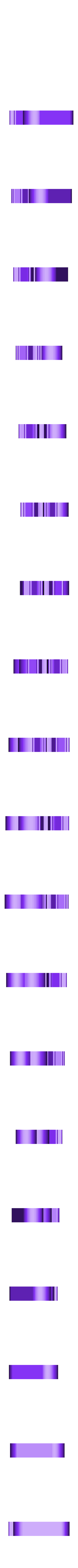 Pièce1.STL Télécharger fichier STL gratuit Moule pour oeuf • Design à imprimer en 3D, GuilhemPerroud