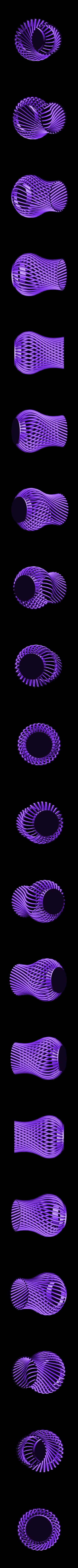 PatternVase.stl Télécharger fichier STL gratuit PatternVase • Objet pour imprimante 3D, Digitang3D