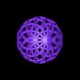 BallPatternOrnament.stl Télécharger fichier STL gratuit BallPatternOrnament • Objet pour imprimante 3D, Digitang3D