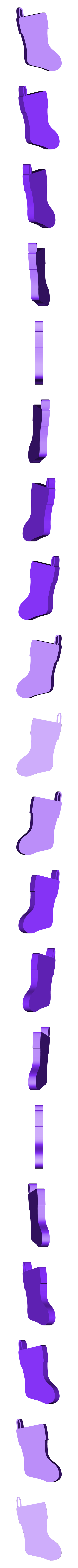 SockOrnament.stl Download free STL file SockOrnament • 3D printer object, Digitang3D