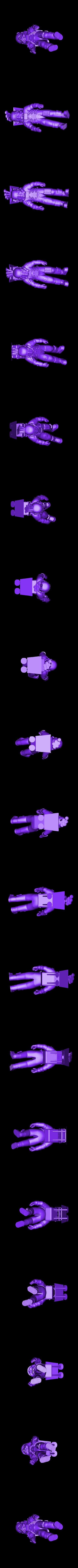 Stormtrooper_Apollo_Astronaut_.stl Télécharger fichier STL gratuit L'astronaute stormtrooper • Plan pour imprimante 3D, Pwenyrr