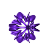 Blossoming_Tree_-B_Support.stl Download free STL file Ghostly Wave Loop • 3D printable model, Pwenyrr