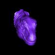 T-Head.stl Download free STL file Tyrannosaurus Jet fighter • 3D printing model, Pwenyrr