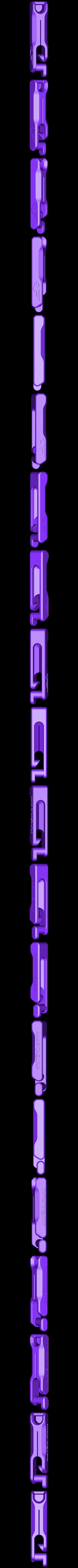 DD007.STL Download free STL file Origami Carabiner by ddf3d.com • 3D printable design, Pwenyrr
