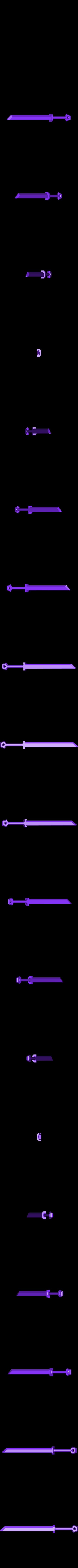 weapon4.stl Télécharger fichier STL gratuit Gorille Ares • Plan pour imprimante 3D, Pwenyrr