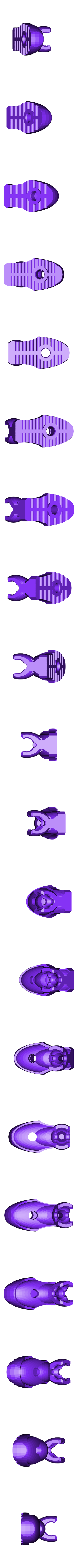 object14.stl Télécharger fichier STL gratuit Gorilla Jet Flight Ares • Design imprimable en 3D, Pwenyrr