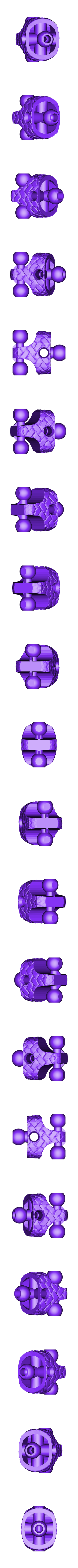 object13.stl Télécharger fichier STL gratuit Gorilla Jet Flight Ares • Design imprimable en 3D, Pwenyrr