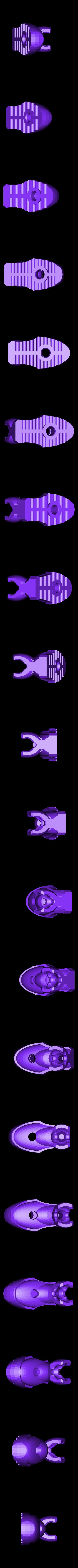 object15.stl Télécharger fichier STL gratuit Gorilla Jet Flight Ares • Design imprimable en 3D, Pwenyrr