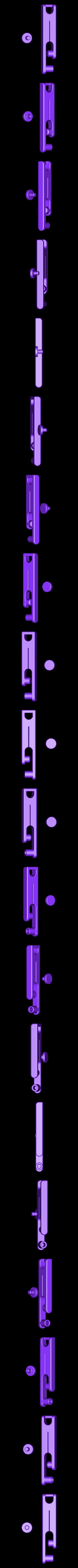 Carabiner_09-1.stl Download free STL file Strong Flex door Carabiner • 3D printer template, Pwenyrr