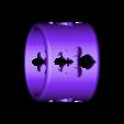 ring_one.stl Download free STL file ring size 18mm • 3D printing model, Pwenyrr