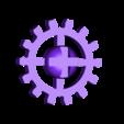 vault_door_parts_2.stl Télécharger fichier STL gratuit coffre-fort • Objet pour imprimante 3D, Pwenyrr
