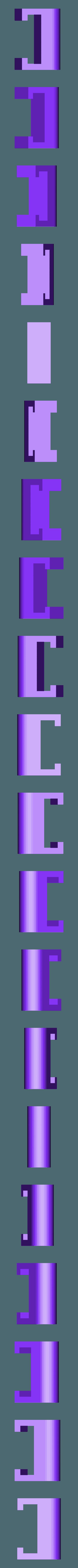 PURGE-TOOL.STL Download free STL file Dremel 3D45 Tool Caddy • 3D print model, mkellsy