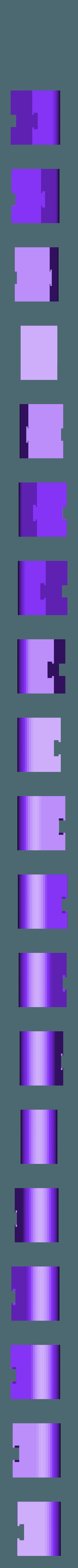 GLUE-STICK.STL Download free STL file Dremel 3D45 Tool Caddy • 3D print model, mkellsy
