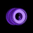 speaker vase body.STL Download free STL file Wavy Bluetooth Speaker • 3D printing template, Ahmsville